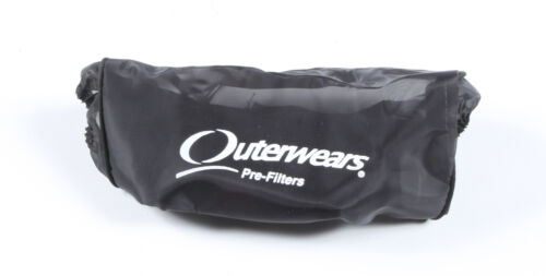 OUTERWEARS AIRBOX COVER KIT BLK 20-2095-01 Fits Honda TRX450R