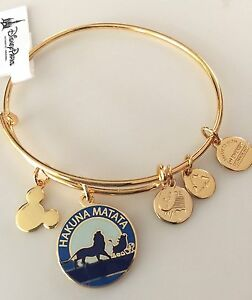 Image Is Loading Disney Parks Lion King Hakuna Matata Bracelet Bangle