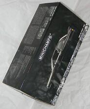 **BMW E30 M3 Street Ed 1/18 Scale Die-Cast Model Car Black MINICHAMPS 1987