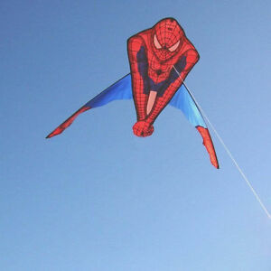 50-inch-Large-Spiderman-Kite-Easy-Flying-Kite-with-Lines-Outdoor-Family-Kids-Toy