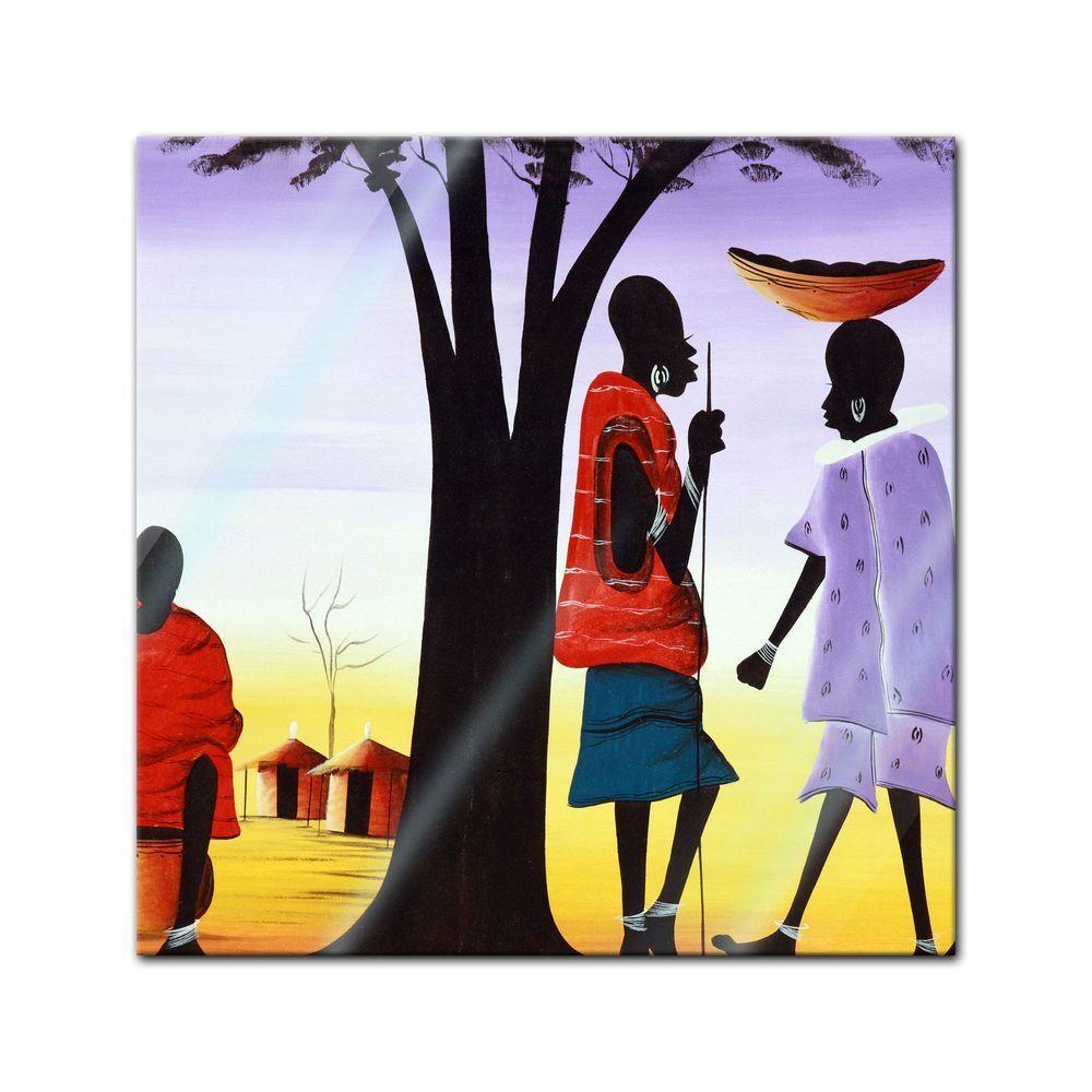 Immagine di di di vetro-Africa Design II 1d2ae7