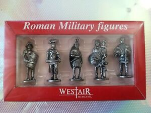 Soldatini Roman Military figures WESTAIR soldatini Romani in piombo alti 3,5 cm