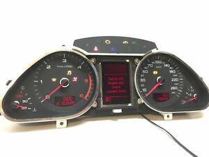 Audi-A6-C6-Diesel-Km-H-Compteur-de-Vitesse-Instrument-Cluster-Speedo-4F0920901N
