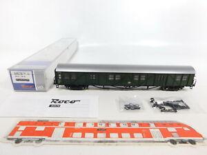 CI829-1-Roco-H0-AC-64578-Behelfsgepaeckwagen-Gepaeckwagen-DB-NEM-NEUW-OVP