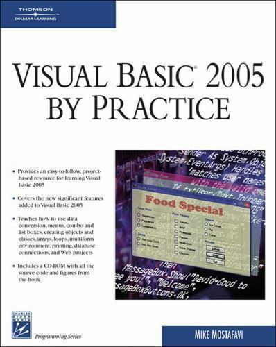 Visual Basic 2005 by Practice by Mike Mostafavi (2006, Paperback)