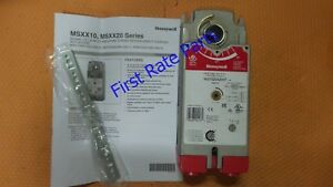 Honeywell-MS7520A2007-Spring-Return-Damper-Actuator-Electric-Direct-Coupled-24V