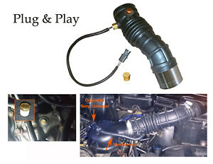 Jeep-Wrangler-TBI-87-90-2-5-Air-intake-Upgrade-New-Relocated-Air-Temp-Sensor