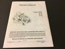 lawn boy 10682 service manual