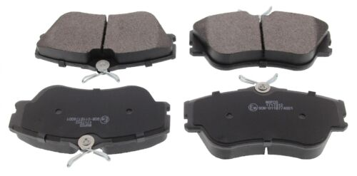 For VW Transporter Caravelle MK4 German Quality Front Axle Brake Pads Set