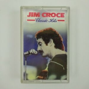 Jim Croce Cassette Classic Hits