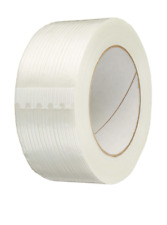 Tru Reinforced Filament Strapping Tape 2 X 60 Yards Made In The Usa