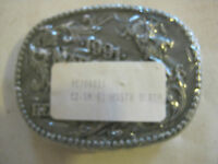 Hesston 1991 National Finals Rodeo Belt Buckle, Ladies In Wrapper (ss-2)