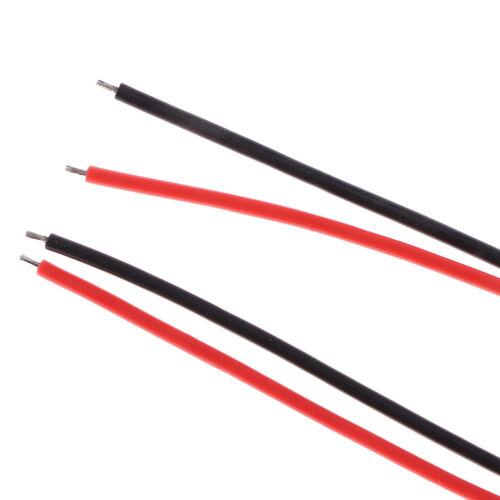 10 Stücke 51005 2 Pin Stecker Stecker Buchse Mit Draht Für RC Flugzeug Auto