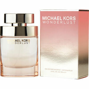 7e1728128280 Michael Kors Wonderlust Eau De Perfume Spray 100ml for sale online ...
