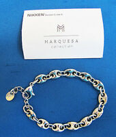 Style Nikken Marquesa Collection Magnetic Therapy Fashion Jewelry Bracelet