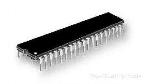 MCU, 8BIT, 64K FLASH, XLP, 40PDIP Part # MICROCHIP PIC18F46K22-I/P