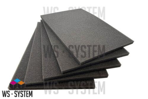 Schaumstoff Zuschnitt Matratze Schaumstoffplatte RG 28 kg//m² 22mm-Stärke