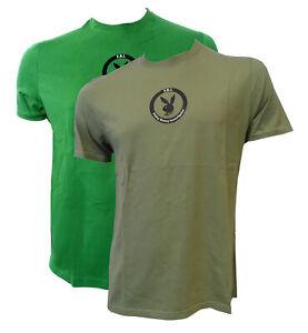 T-shirt-Playboy-maglia-maniche-corte-short-sleeves-man-Uomo-100-COTONE-1212-6