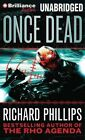 Once Dead by Richard Phillips (CD-Audio, 2014)