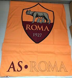 3702-AMISTAD-AS-ROMA-TELO-ASCIUGAMANO-MARE-PISCINA-MICROFIBRA-90x180-cm