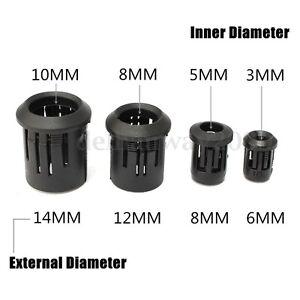 Diode Plastique 3mm Support Titulaire Led Sur 8mm 5mm Holder Lampe Détails 10mm Clip Mount SVMqUzpG