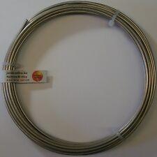 Nichrome 80 resistance wire, 8 AWG (gauge), 30 feet