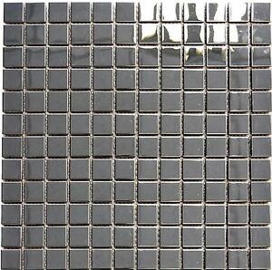 In-acciaio-inox-lucido-Mosaico-Argento-Specchio-Piastrelle-da-Cucina-Parete-Posteriore-129-23g