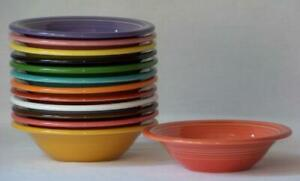 Fiesta-STACKING-CEREAL-BOWL-Choice-of-Colors-Discontinued-amp-Current