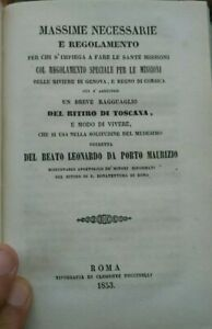 1853-LEONARDO-DA-PORTO-MAURIZIO-IMPERIA-E-MISSIONI-IN-LIGURIA-E-IN-CORSICA