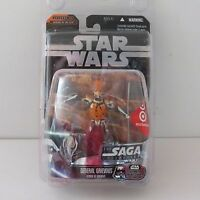 Star WARS THE SAGA COLLECTION GENERAL GRIEVOUS DEMISE OF GRIEVOUS HASBRO 2006