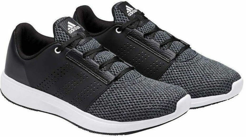 Adidas uomini madoru 2 m nero   bianco   nero di scisto scarpe da corsa, sz 13   Elegante e solenne    Uomo/Donna Scarpa