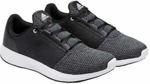 Adidas-Men-039-s-Madoru-2-M-Black-Dark-Shale-White-Running-Shoes-SZ-13