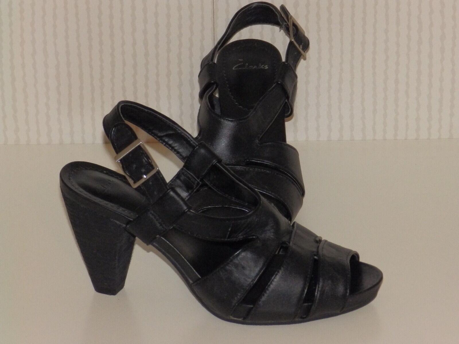 ff443132b5d57 Clarks leather sandals 5 uk size nagjty3204-Women's Heels - bota ...