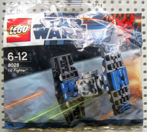 Star Wars™ 8028 Set Mini TIE-Fighter Polybag Lego®