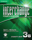 Interchange Level 3 Student's Book B with Self-study DVD-ROM and Online Workbook B Pack by Jack C. Richards (Mixed media product, 2012)