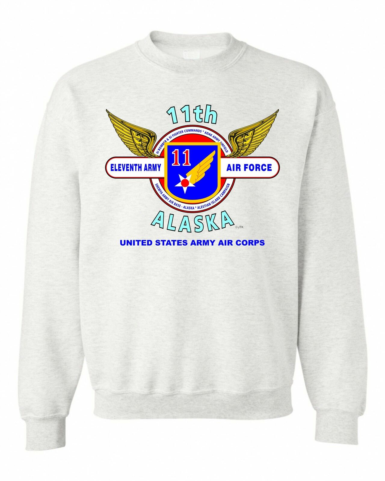 11TH ARMY AIR FORCE