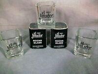 El Jimador Tequila ( 5 ) Glasses