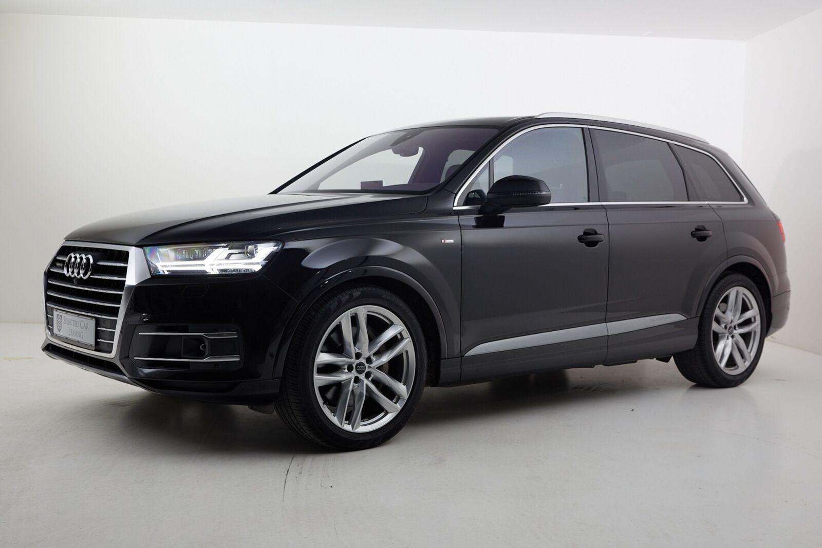 Audi Q7 3,0 TDi 272 S-line quat. Tiptr. 7p 5d - 4.495 kr.