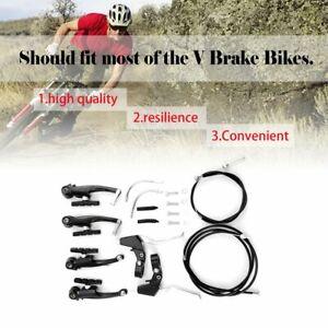 Fahrrad Bremszug Satz HR und VR für BMX Freestyle