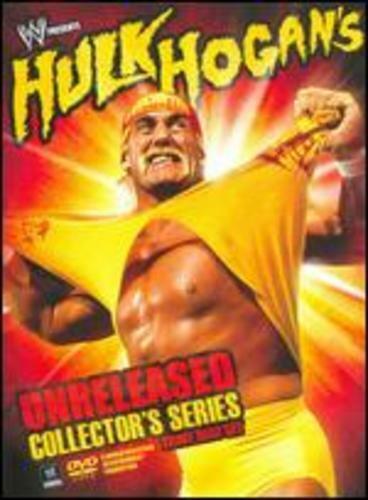 Hulk Hogan Unreleased Collector's Series WWE DVD 3 Disc Set ...