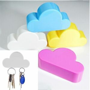 1PC-Lovely-Cloud-Shape-Magnetic-Wall-Key-Holder-Keychains-Hanger-Home-Decoration