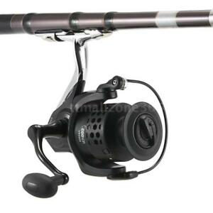 NEW Left//right Hand 12BB Ball Bearing Saltwater Freshwater Fishing Spinning Reel