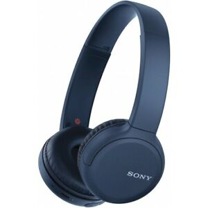 Sony WHCH510L Blu Cuffia Wireless Bluetooth