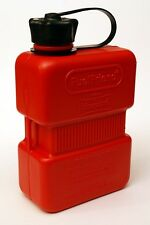 Fuel Friend - 1.0 Litre Fuel Bottle - Red - made in Germany - Motorcycle can 1L