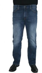Mustang Stretch Jeans Tramper 111.5666.74 auch in extra lang stone ... 2782e866fc