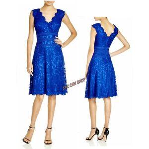 Image Is Loading 348 Tadashi Shoji Women 039 S Marina Blue