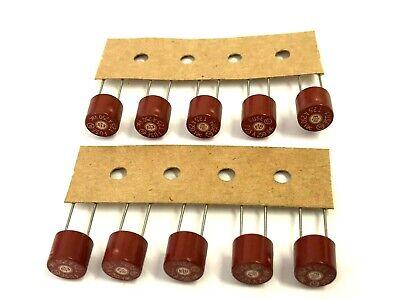 SIBA 166000.0,125gt rm5 5 pezzi Micro backup 250v Elu 125ma le voci di