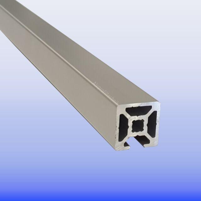 Alu - Profil 20 x 20 Nut 6 1N - Bosch - Raster - Nutprofil - Aluprofil eloxiert