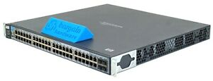 HP-J8693A-Pro-Curve-3500YL-48G-PoE-48-RJ-45-Port-PoE-Switch-With-Ears
