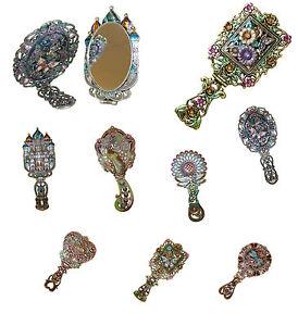 BN-Decorative-Antique-Vintage-Style-Foldable-Dressing-Table-Mirror-Diamante